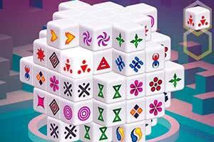 Mahjongg Dimensions 15